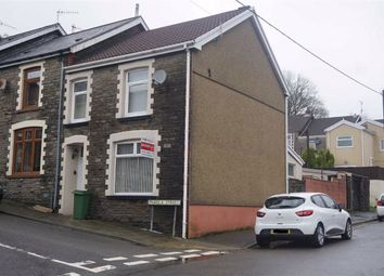 Thumbnail 2 bed end terrace house for sale in Pamela Street, Mountain Ash