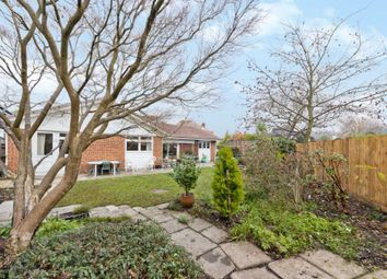 Thumbnail 3 bed bungalow for sale in Portsmouth Avenue, Thames Ditton