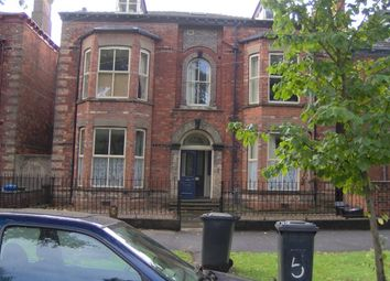 Thumbnail 1 bed flat to rent in 5 Westbourne Avenue, Hull