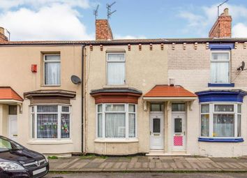 Thumbnail 2 bed terraced house for sale in Gresham Road, Middlesbrough