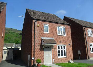 Thumbnail 3 bedroom detached house to rent in Ffordd Y Glowyr, Godrergraig, Swansea