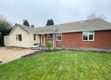 Thumbnail 4 bed detached bungalow for sale in Moreton Street, Prees, Whitchurch