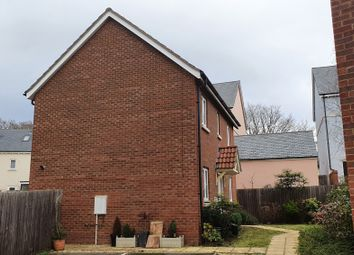 Thumbnail 3 bed detached house for sale in Underhay Close, Dawlish