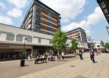 Thumbnail 1 bed flat to rent in Tower House, High Street, Uxbridge