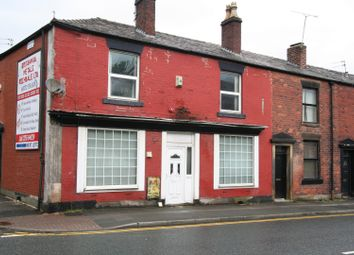 Thumbnail 3 bedroom terraced house to rent in Bury Road, Oakenrod, Rochdale