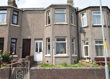 Thumbnail 3 bed terraced house for sale in Teasdale Road, Walney, Cumbria