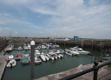 Thumbnail 2 bed flat to rent in The Harbour, Porthcawl