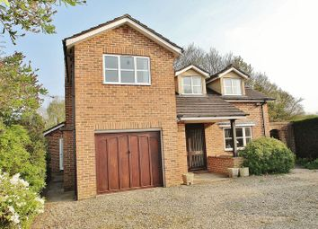 Thumbnail 4 bed detached house for sale in Abingdon Road, Standlake, Witney