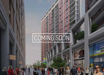 Thumbnail 1 bed flat to rent in Discovery Tower, Hallsville Quarter, Canning Town, London