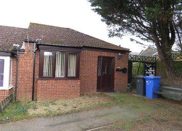 Thumbnail 1 bedroom semi-detached bungalow to rent in Waveney Road, Bungay