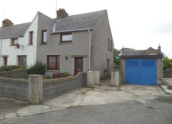 Thumbnail 2 bed end terrace house for sale in Braal Terrace, Halkirk