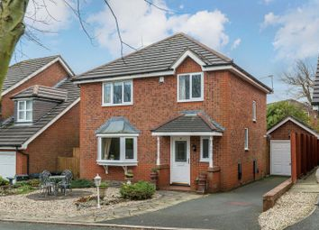 Thumbnail 3 bed detached house for sale in Parkfield Close, Aughton, Ormskirk