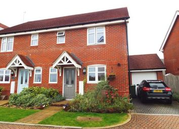 3 bed semi-detached house for sale in Clanfield, Waterlooville, Hampshire PO8