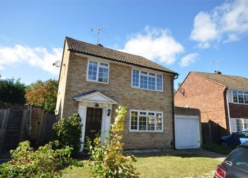 Thumbnail 3 bed detached house to rent in Wilton Place, New Haw, Addlestone, Surrey