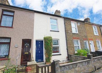 Thumbnail 2 bed terraced house to rent in Sanderstead Road, Sanderstead, South Croydon