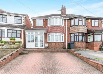 4 bed semi-detached house for sale in The Grove, Great Barr, Birmingham, West Midlands B43