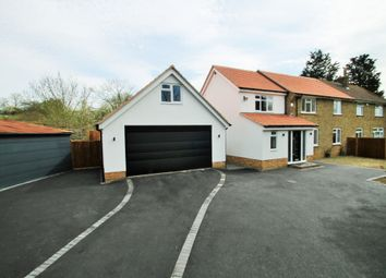 Thumbnail 5 bed semi-detached house for sale in Chattenden Lane Chattenden, Rochester, Rochester