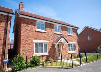 Thumbnail 4 bed detached house for sale in Hollands Drive, St. Martins, Oswestry