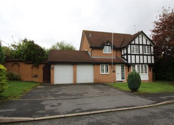 Thumbnail 4 bed property to rent in Perryford Drive, Solihull