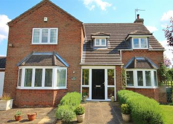 5 bed detached house for sale in Station Road, Wressle, Selby YO8