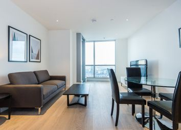 Thumbnail 1 bed flat to rent in Biscayne Avenue, Canary Wharf