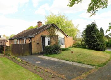 Thumbnail 3 bed detached bungalow for sale in Manor Road, Heather, Coalville