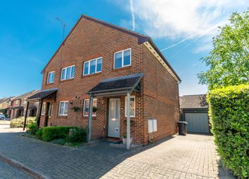 Thumbnail 3 bed semi-detached house for sale in Thompson Way, Rickmansworth
