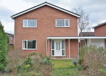 Thumbnail 4 bed detached house for sale in Thirlmere Way, Lincoln