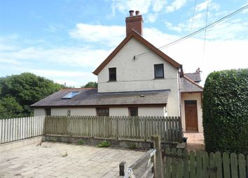 Thumbnail 3 bed semi-detached house for sale in Parcllyn, Cardigan