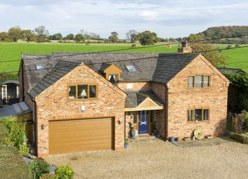 Thumbnail 5 bed detached house for sale in The Beeches Manley Road, Alvanley, Frodsham