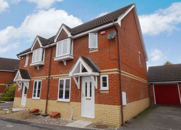 Thumbnail 3 bed semi-detached house for sale in Chinnock Brook, Didcot