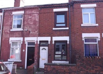 Thumbnail 2 bedroom terraced house for sale in Edge Street, Burslem, Stoke-On-Trent