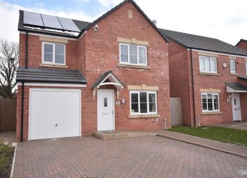Thumbnail 4 bed detached house to rent in Chancery Fields, Chorley