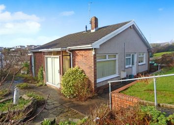 Thumbnail 3 bedroom bungalow for sale in Thistleboon Drive, Mumbles, Swansea
