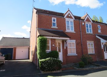 Thumbnail 3 bed semi-detached house for sale in Mary Macarthur Drive, Cradley Heath