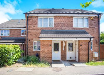 Thumbnail 2 bed semi-detached house for sale in Derwent Close, Watford