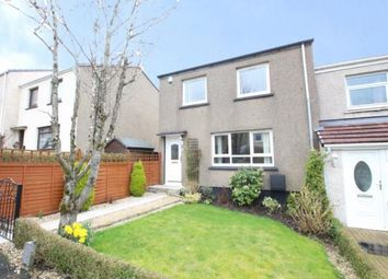 Thumbnail 3 bed end terrace house for sale in Fossil Grove, Kirkintilloch, Glasgow, East Dunbartonshire