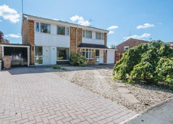 Thumbnail 3 bed semi-detached house for sale in Glandore Road, Longton, Stoke-On-Trent