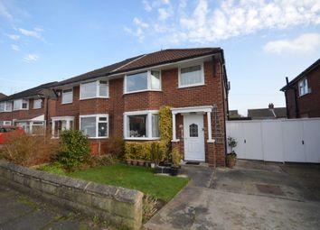 3 bed semi-detached house for sale in Bramley Avenue, Bebington, Wirral CH63
