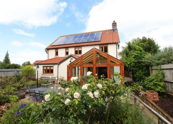 Thumbnail 4 bed detached house for sale in The Street, Compton Martin, Bristol