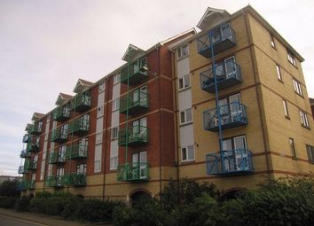 Thumbnail 1 bed flat to rent in Ambassador House, Maritime Quarter, Swansea, West Glamorgan
