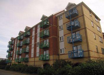 Thumbnail 2 bed flat to rent in Ambassador House, Maritime Quarter, Swansea
