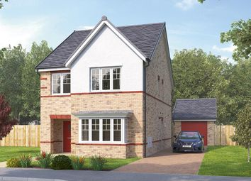 "Thumbnail 4 bed detached house for sale in ""The Finsbury"" at Durham Road, Stockton-On-Tees"