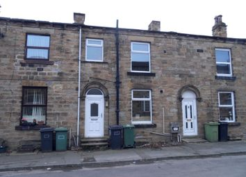 Thumbnail 1 bed terraced house to rent in Commercial Street, Heckmondwike, West Yorkshire
