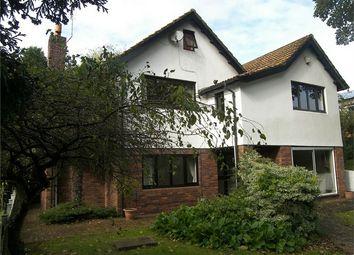 Thumbnail 4 bed detached house for sale in West Cross Lane, West Cross, Swansea