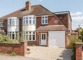 Thumbnail 4 bed semi-detached house for sale in Thesiger Road, Abingdon, Oxfordshire