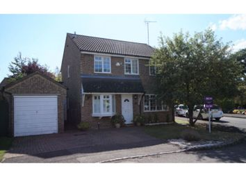 Thumbnail 4 bed detached house for sale in Hungerford Close, Sandhurst
