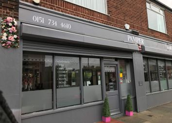 Thumbnail Retail premises for sale in Rathbone Road, Wavertree, Liverpool