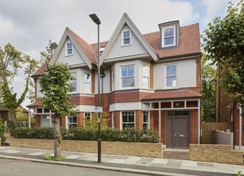 Thumbnail 4 bed terraced house for sale in Dunmore Road, West Wimbledon, London