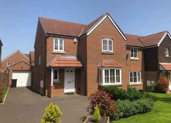 Thumbnail 4 bedroom detached house for sale in Mustang Way, Moulden View, Swindon